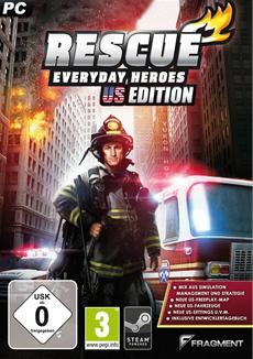 Actionreiches Feuerwehrabenteuer für die Best of Simulations-Reihe