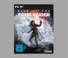RISE OF THE TOMB RAIDER: Verbesserte Version für Xbox One X ab 7. November