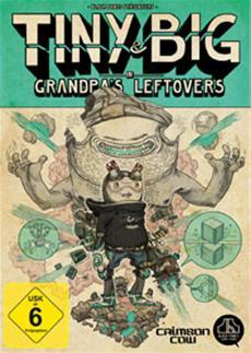 Allzwecklaser ready – Tiny & Big in: Grandpa's Leftovers ab sofort erhältlich