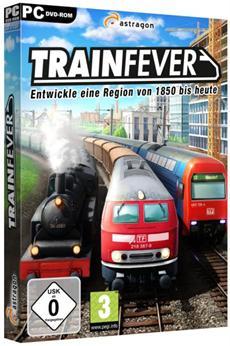 Train Fever - Ab sofort geht es mit astragon und Urban Games durch mehr als 150 Jahre der Eisenbahn- und Nahverkehrsgeschichte!