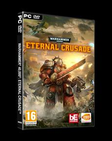 Rasse der Eldar zu Warhammer 40,000: Eternal Crusade im Steam Early Access hinzugefügt