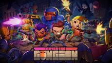 Pixel-Pistolen und andere Gemeinheiten - Enter The Gungeon ab sofort für PC und PS4 erhältlich