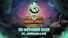 Plan B From Outer Space: A Bavarian Odyssey erscheint am 28. Oktober!