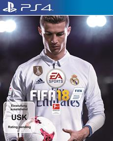 THE WORLD`S GAME - EA SPORTS FIFA 18 ab sofort erhältlich
