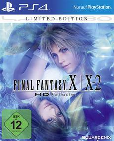 Final Fantasy X|X-2 HD Remaster - Jetzt überall für PlayStation 4 erhältlich