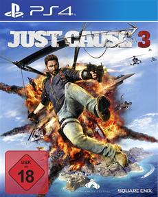 JUST CAUSE 3 - Trailer auf Deutsch und erste Infos zur Gamescom