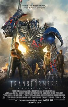 Preview (Kino): Transformers: Ära des Untergangs (OV)