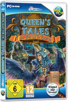 Queen's Tales: Das Biest und die Nachtigall - Märchenhafter Fantasyspaß in astragons Parallelwelten