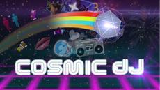 """Ran ans Mischpult und die Harmonie im Universum durch die Kraft der Musik wiederherstellen: Das intergalaktische Musik-Abenteuer """"Cosmic DJ"""" gibt es ab sofort für iPad und auf Steam"""