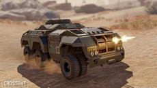 Raven's Path event starts in Crossout