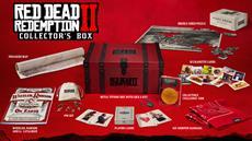 Red Dead Redemption 2: Special Edition, Ultimate Edition und Collector's Box jetzt vorbestellbar