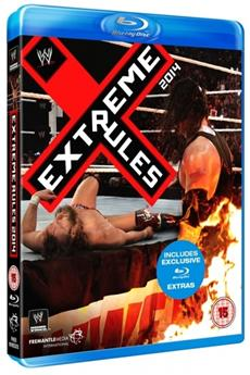 Review (BD): WWE Extreme Rules 2014