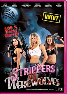 Review (DVD): Strippers vs. Werwolves
