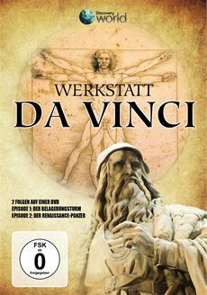Review (DVD): Werkstatt Da Vinci