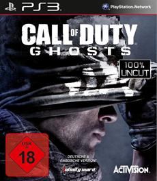 Review (PS3): Call of Duty: Ghosts