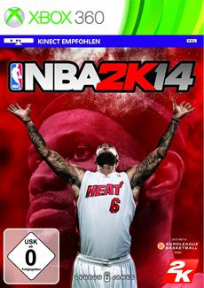 Review (XBox360): NBA2K14 von 2K Games
