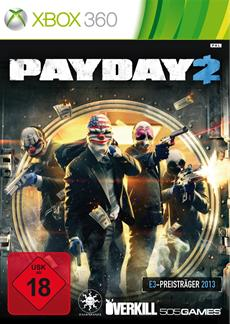 Review (Xbox360): Payday 2