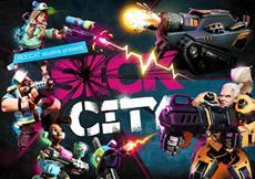 Roccat präsentiert mit Sick City die erste eigene Spiele-Entwicklung auf der gamescom