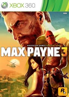Rockstar Games News: Finaler Packshot von Max Payne 3