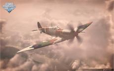 Royal Air Force in der Open Beta von World of Warplanes