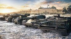 Schwedische Panzer für World of Tanks Konsole