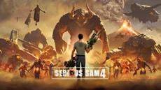 Serious Sam 4 vernichtet im August 2020 die Normalität