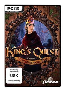 Sierra ver&ouml;ffentlicht das zweite King's Quest<sup>&trade;</sup> Kapitel weltweit am 16. Dezember