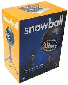 Snowball von Blue Microphones: professionelle Studioqualität zum kleinen Preis