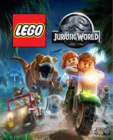 LEGO Jurassic World - ab sofort für PS4, PS3, PS Vita, Xbox One, Xbox 360, Nintendo WiiU, Nintendo 3DS und PC erhältlich