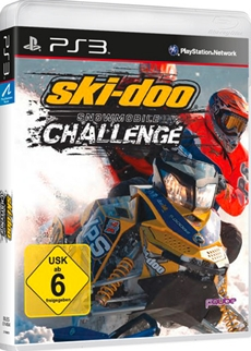 """""""Ski-Doo Snowmobile Challenge"""" – rauf auf den High Speed-Schlitten"""