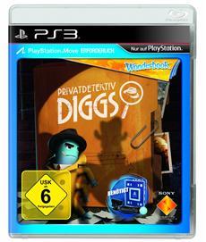 Wonderbook: Privatdetektiv Diggs ab heute erhältlich