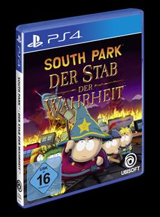 South Park: Der Stab der Wahrheit |ist ab sofort für PS4 und XBox One erhältlich