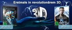 Spektakuläre Welten in 3D neu erleben