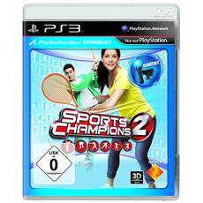 Sports Champions 2 ab sofort exklusiv für PlayStation 3 erhältlich