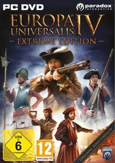Staatengründer, Entdecker oder Eroberer - alles ist möglich in Europa Universalis IV - Die Extreme Edition-Box ist ab im Handel
