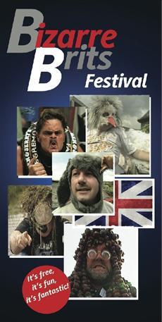 Surridge Films präsentiert: Bizarre Brits Festival