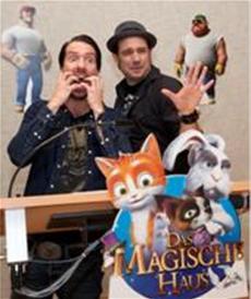 """Synchrontrailer zu """"DAS MAGISCHE HAUS"""" ist online"""