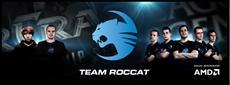 Team ROCCAT gibt AMD als neuen Co-Sponsor bekannt