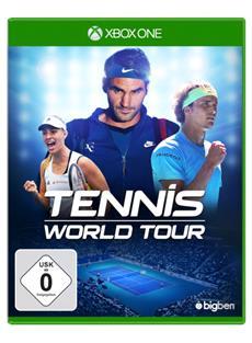 Tennis World Tour: Betritt den Tenniscourt zum offiziellen Release