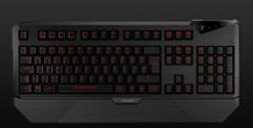 Tesoro mit mechanischem Gaming-Keyboard