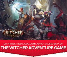 The Witcher Adventure Game - Geschlossene Beta