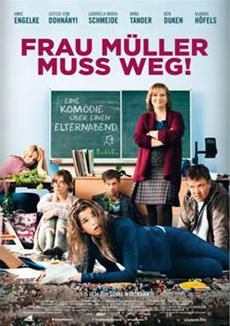 Trailer und Hauptplakat da - FRAU MÜLLER MUSS WEG