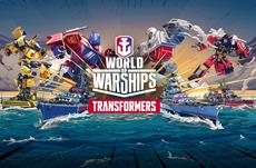 Transformers formieren sich in World of Warships und World of Warships: Legends mit einzigartigem neuen Update