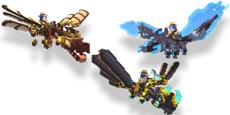 Trove: Dragons are Coming to Consoles