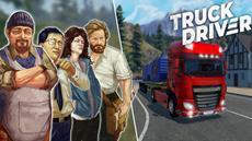 Truck Driver hat einen Gang zugelegt und ist jetzt f&uuml;r PlayStation<sup>&reg;</sup>4 und Xbox One erh&auml;ltlich
