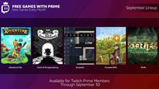 """Twitch Prime: Das sind die """"Spiele mit Prime"""" im September!"""