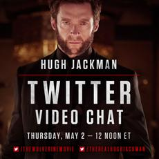 TWITTER-CHAT mit Hugh Jackman zu WOLVERINE: WEG DES KRIEGERS