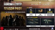Ubisoft gibt Details zum Season Pass bekannt