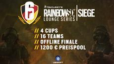 Ubisoft startet die SIEGE LOUNGE SERIES für Tom Clancy's Rainbow Six Siege