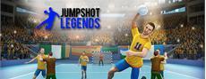 Upjers geht unter die Kreisläufer - Handballmanager Jumpshot Legends offiziell gestartet